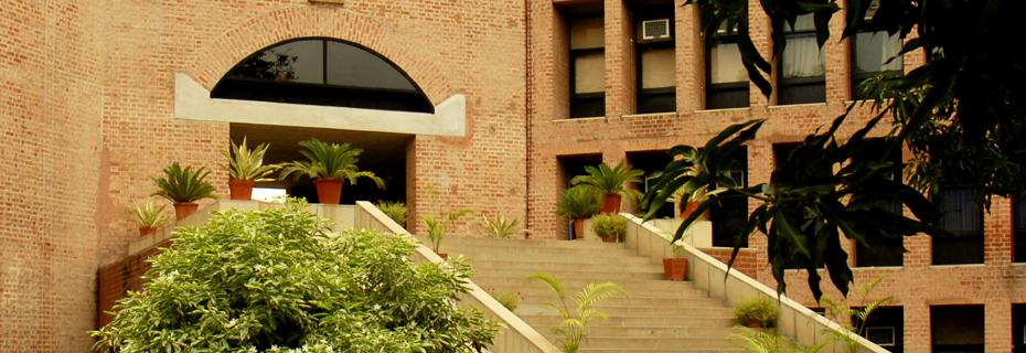 IIMA Stairs