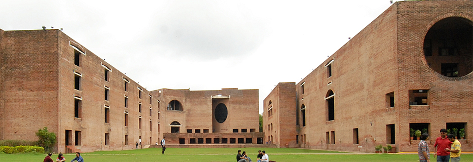 IIMA Front View